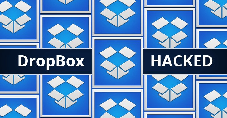 Dropbox Hacked — More Than 68 Million Account Details Leaked Online https://t.co/69KFvwh6Ap #hacking #security