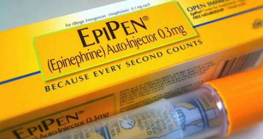 Risultati immagini per epinefrina