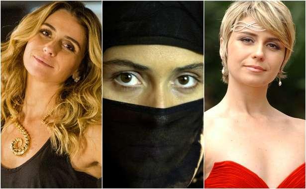 Heroína ou vilã, Giovanna Antonelli é a atriz dos sonhos na Globo https://t.co/XRlOVqfoEK https://t.co/vsuhTAnaHH