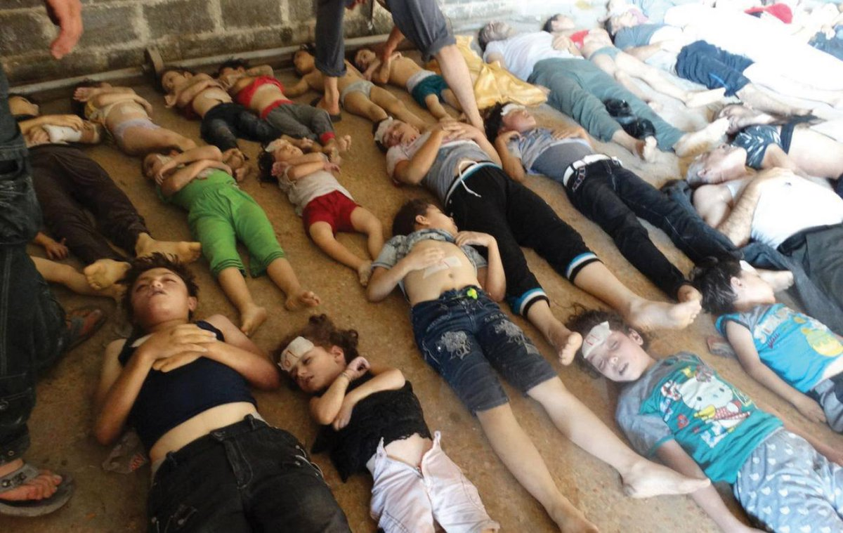 Россия не признала доклад ООН о применении химического оружия в Сирии - Цензор.НЕТ 6376