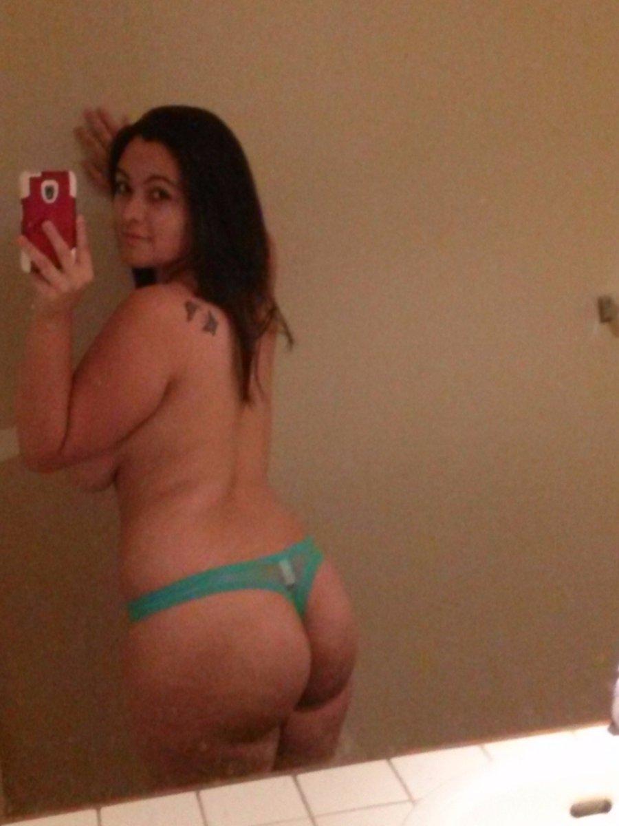 Nude Selfie 8210