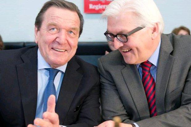Штайнмайера выбрали новым президентом Германии - Цензор.НЕТ 8357