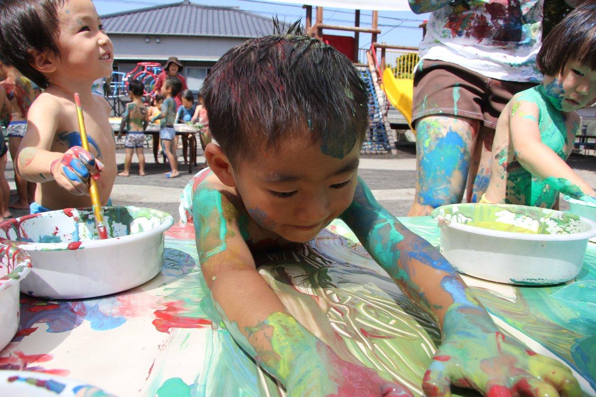 幼稚園ボディーペイントpurenudism.com$投稿画像
