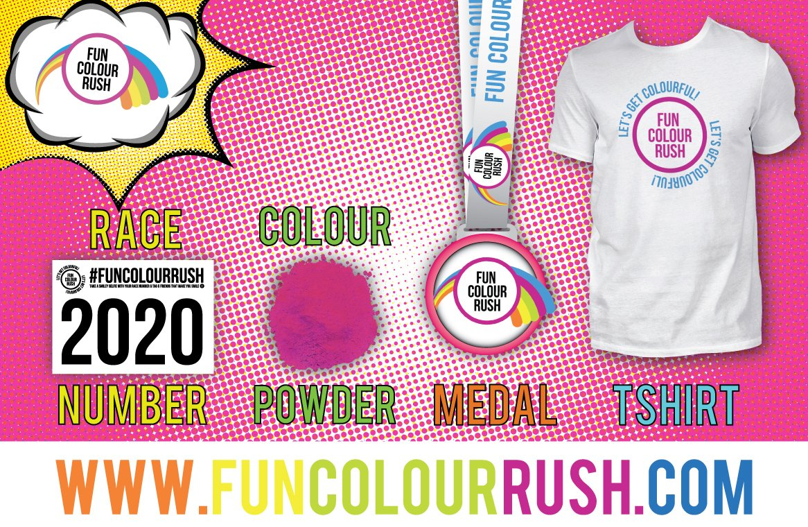 Fun Colour Rush (@FunColourRush) | Twitter