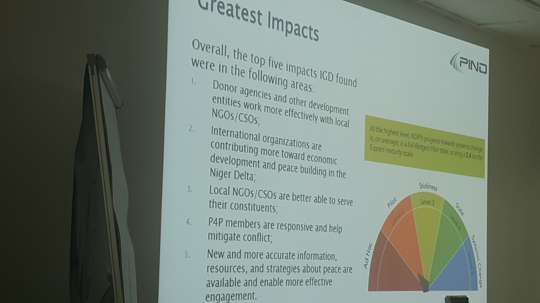 And some of our greatest impacts in our first five years #NDImpact https://t.co/PfxnsB7u2p
