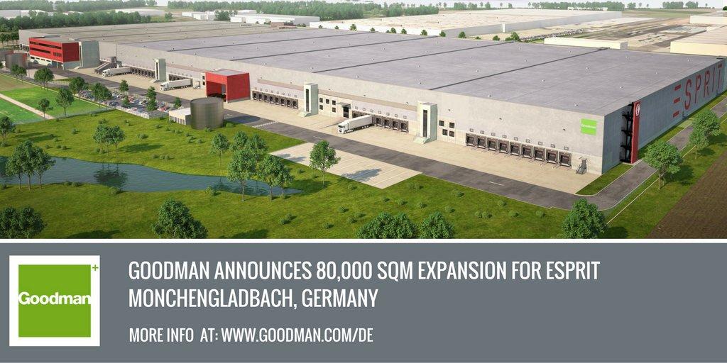 weltweite Auswahl an neueste art Kunden zuerst Goodman Group on Twitter: