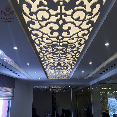 Elegancia Homes On Twitter Stunning Ceiling Design With