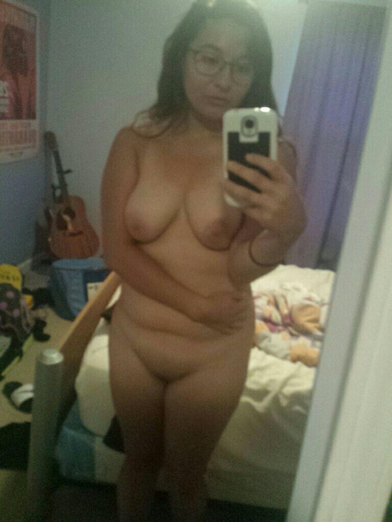 Nude Selfie 8246