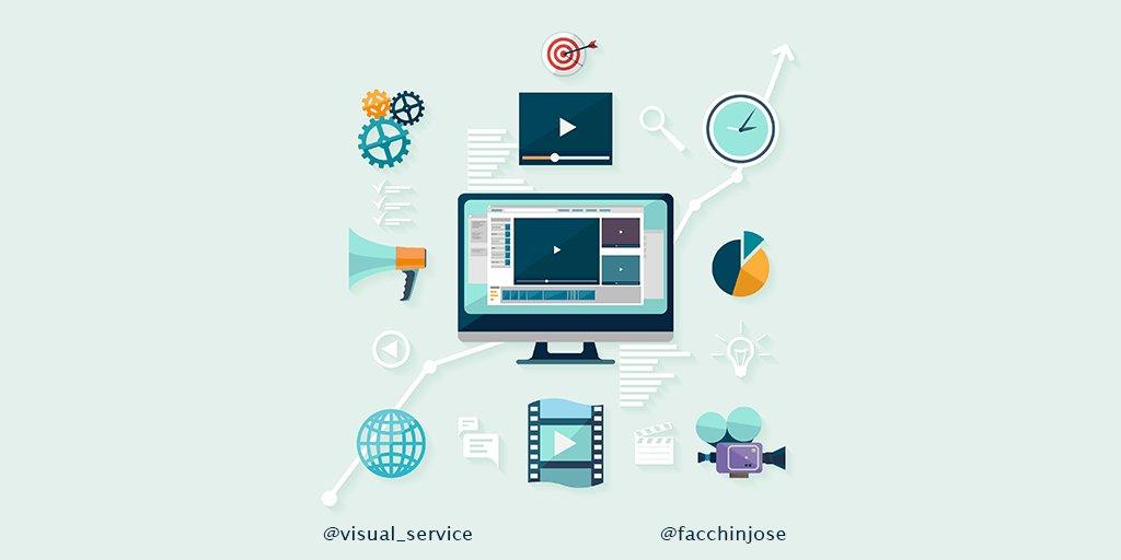 Vídeo Marketing: empieza a usar los vídeos en tu estrategia de #marketing https://t.co/puO1ajxIIL  @facchinjose #CM https://t.co/fzn9ViOefj