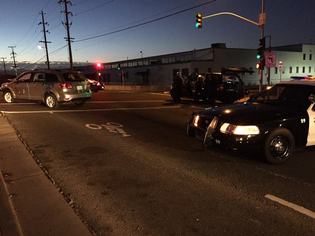 news-triple shooting. Wright and marina way. Richmond, ca. 1 dead. I am live at scene @kron4news