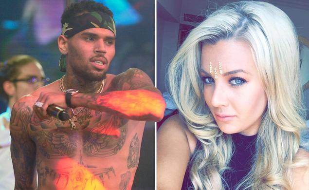@ChrisBrown assault accuser Baylee Curran wanted in connection to a grand larceny incident