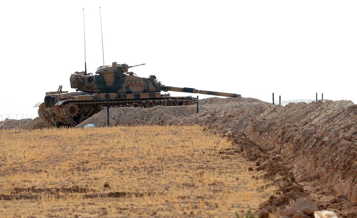 Turkey denies cease-fire deal with Kurdish rebels in Syria