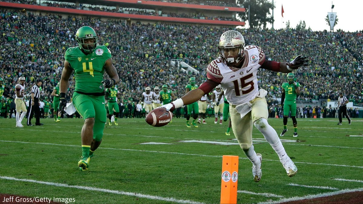 FSU WR Has Lunch With Lonely Middle School Student, Brings Mom To Tears