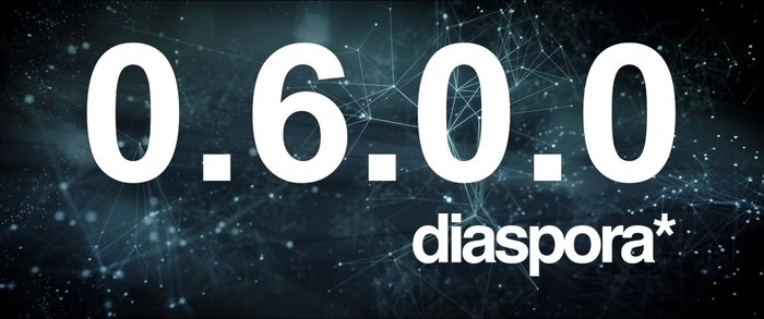 You waited for good. #diaspora0600, its new look and its complete federation rewrite is here https://t.co/STn607SBGl https://t.co/d0zZZ4MJdC