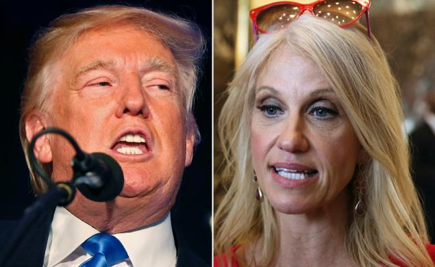 Kellyanne Conway once insisted