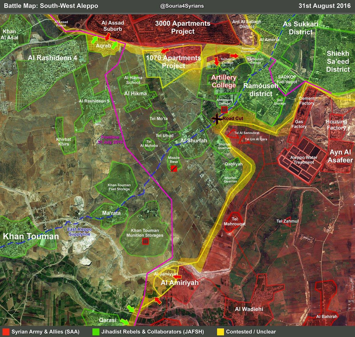 Syrian Civil War: News #9 - Page 19 CrMiOJuXYAAfOD2