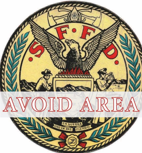 ***AVOID AREA*** 350 BUSH PGE VAULT manhole cover blew off no injuries SFFD ON SCENE/ PGE ENROUTE/ NO FIRE 0828