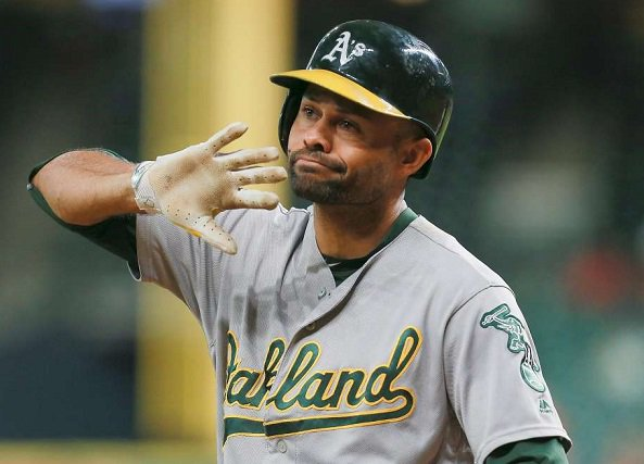 A's trade Coco Crisp to Cleveland for minor league pitcher.