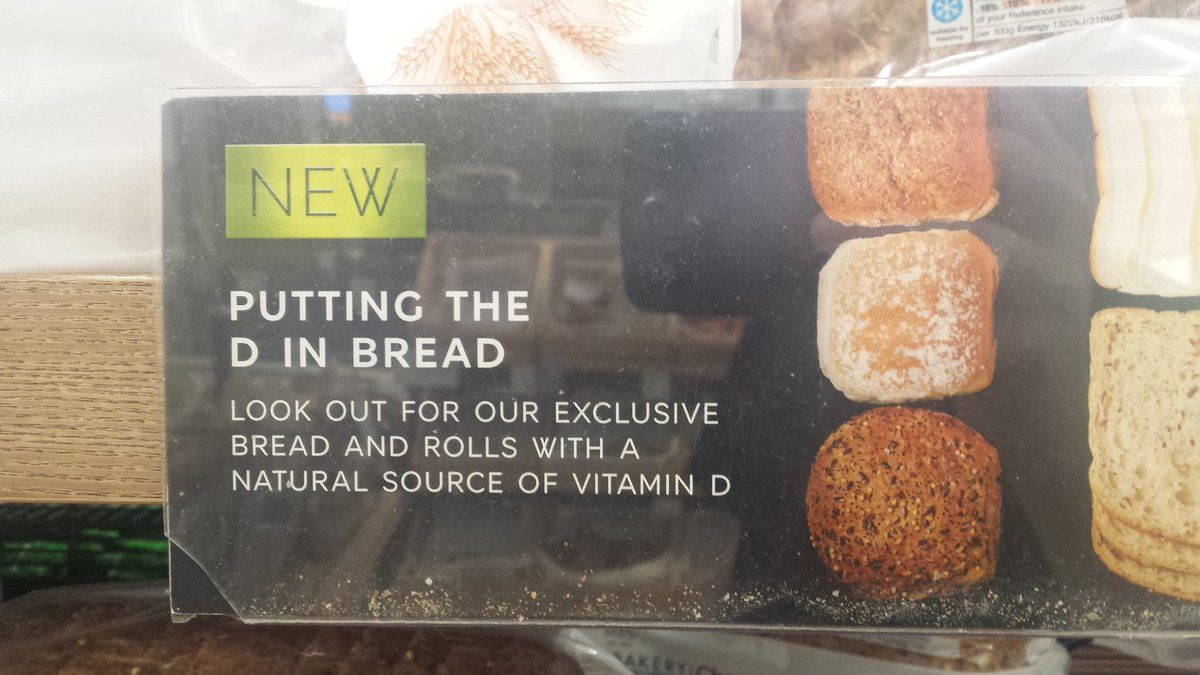 Unusual practices in the M&S bakery https://t.co/nZa8xEY7fU
