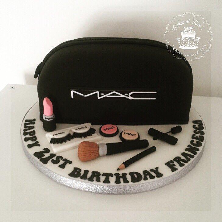 Cakes At Kims On Twitter Designer Brands Cakes Macmakeup Mac