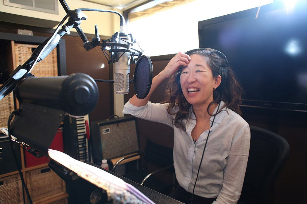 Canadian actor @IamSandraOh is coming to CIFF! Learn about her latest film, WINDOW HORSES: https://t.co/Z1tk6USjgV https://t.co/fOIDhZufGc