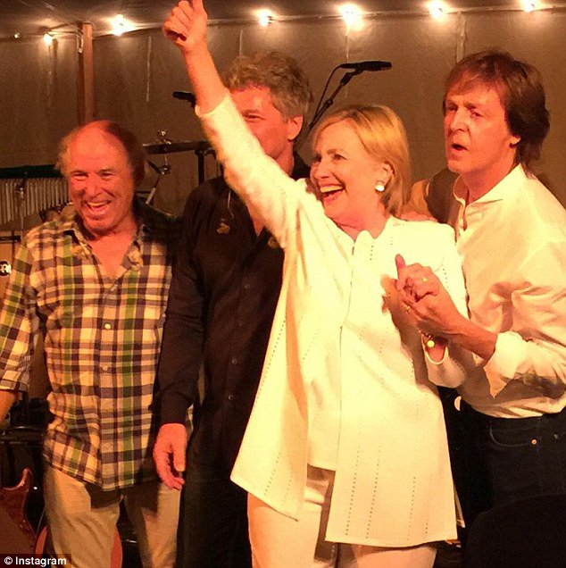 Hamptons Jimmy : Hillary hits Hamptons ticket fundraiser Jimmy