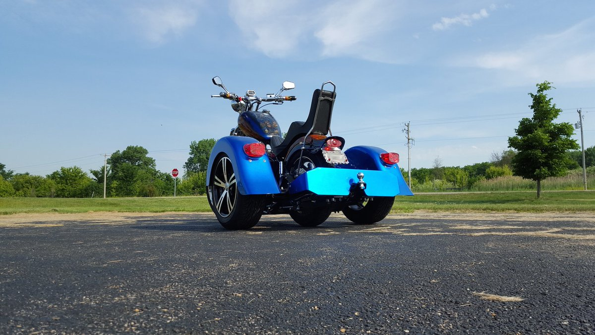 Don't chop up your chopper! Install a Voyager trike kit and keep your awesome bike awesome! #trikekits #voyagertrike https://t.co/ZCydiSd1r3