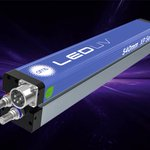 Image for the Tweet beginning: See AMS LED UV curing