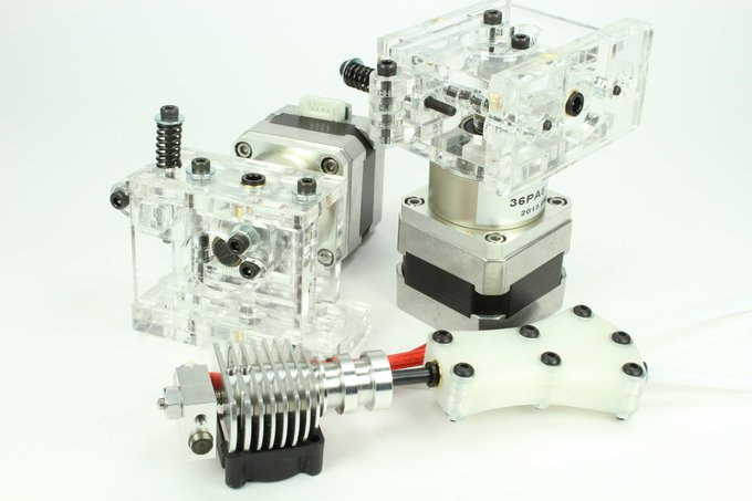Prometheus: A New Two-Material Option for Single Extruder 3D Printers https://t.co/zNV6ksFYKB #3DPrinting https://t.co/y41xOHnciw