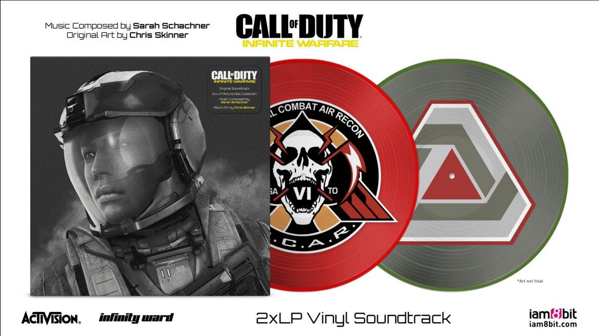 Call of Duty Infinite Warfare music