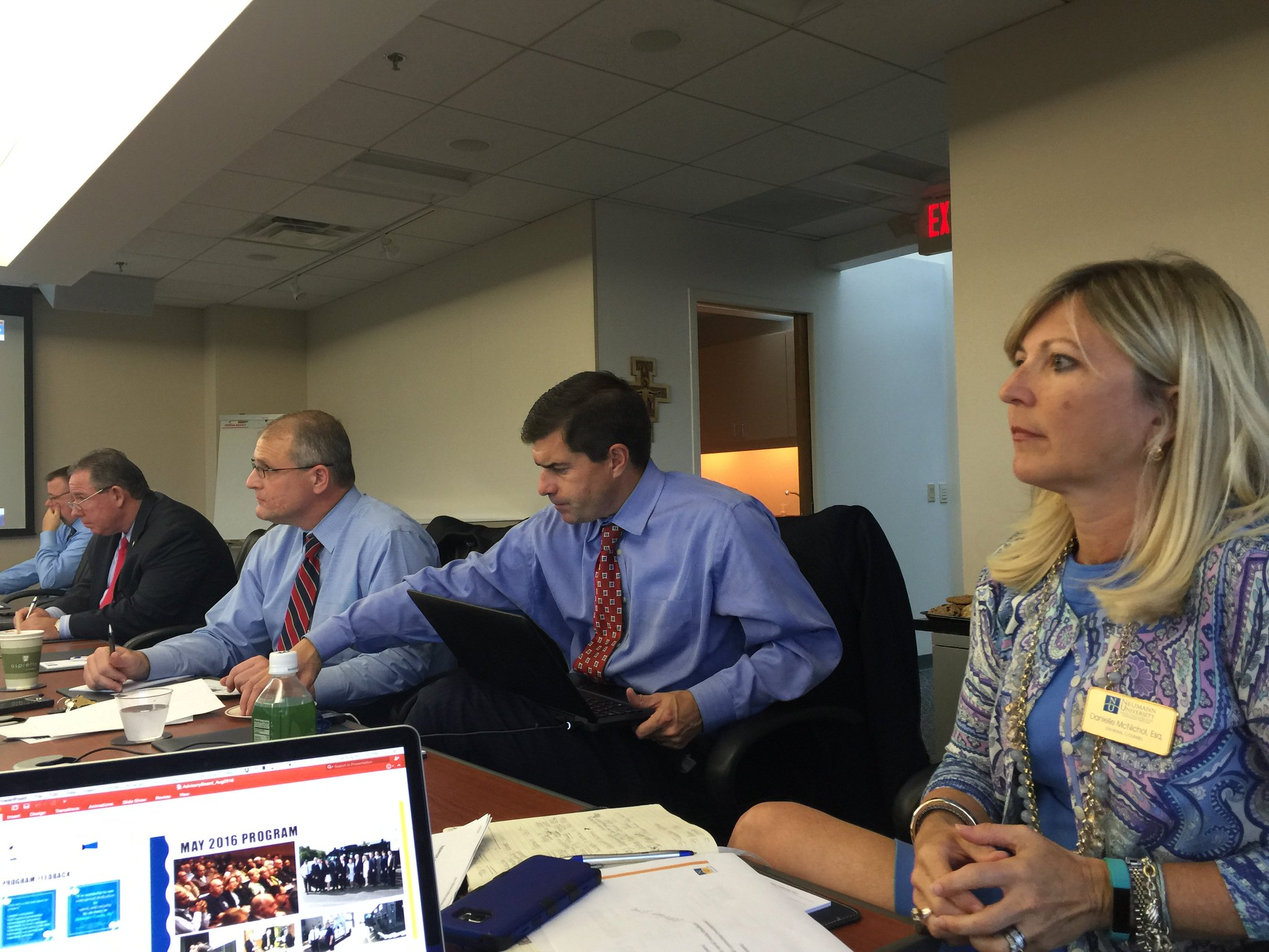 Thumbnail for Advisory Board Meeting - August 30, 2016