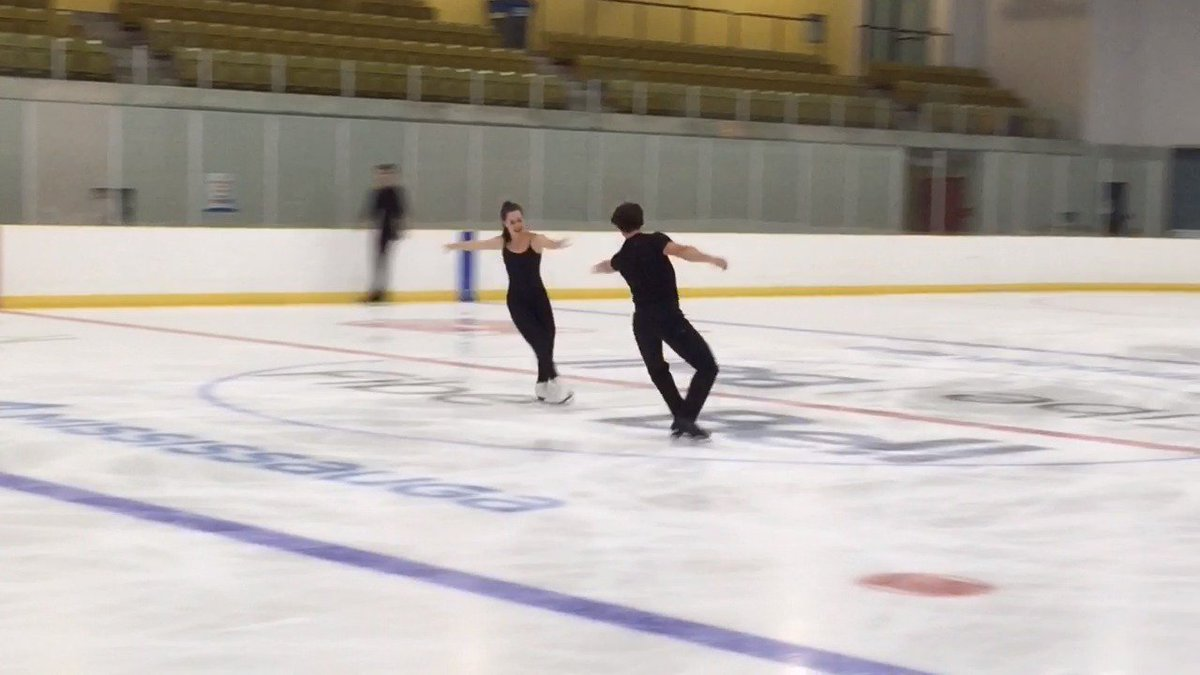 Are you excited to see Virtue and Moir back on the ice? @SkateCanada #ldnont https://t.co/ilXG5N2dm0
