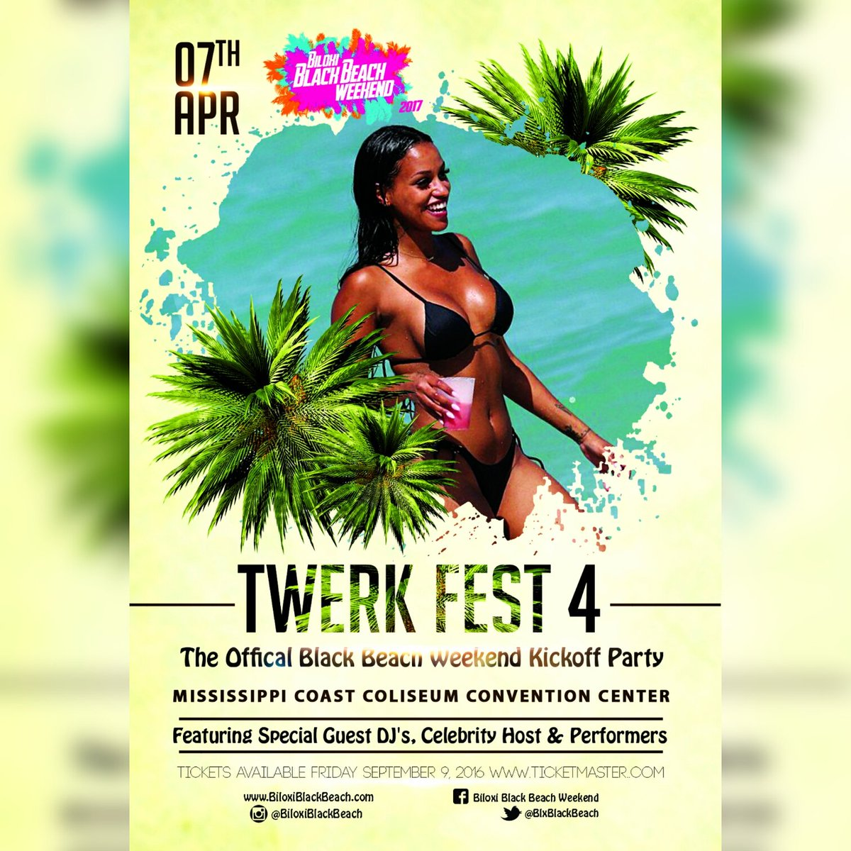 Twerkfest4 Hashtag On Twitter