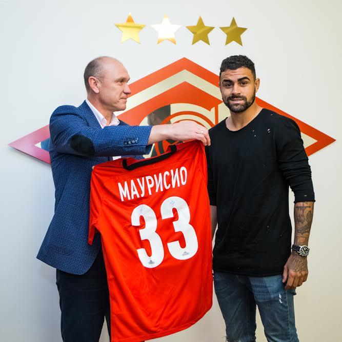 Маурисио: Общался с Фернандо, прежде чем принять решение перейти в «Спартак» (Видео)