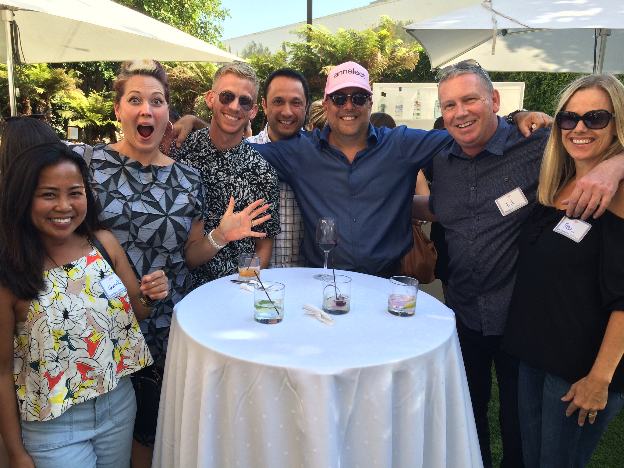 We had so much fun at last month's Summer Party in L.A.  Crazy to think that the Summer is nearly over! #omdlife https://t.co/U4MZm651rB