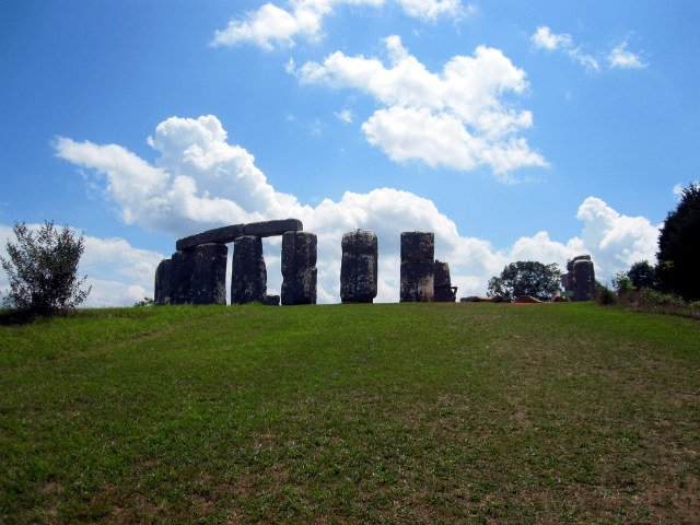 Foamhenge is moving closer to the District later this fall.