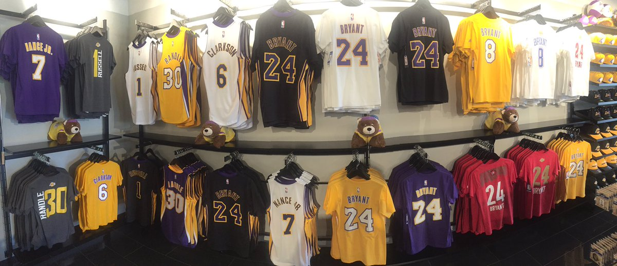 6a962d628f2c Lakers Team Shop on Twitter