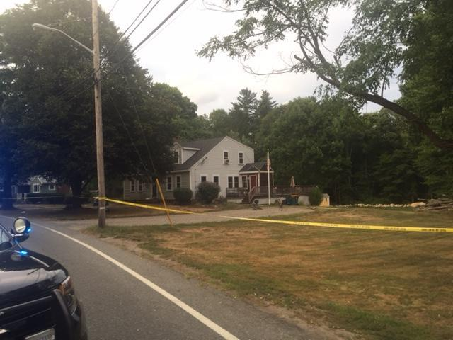 An 11-year-old boy was accidentally shot in the face inside a home in Abington