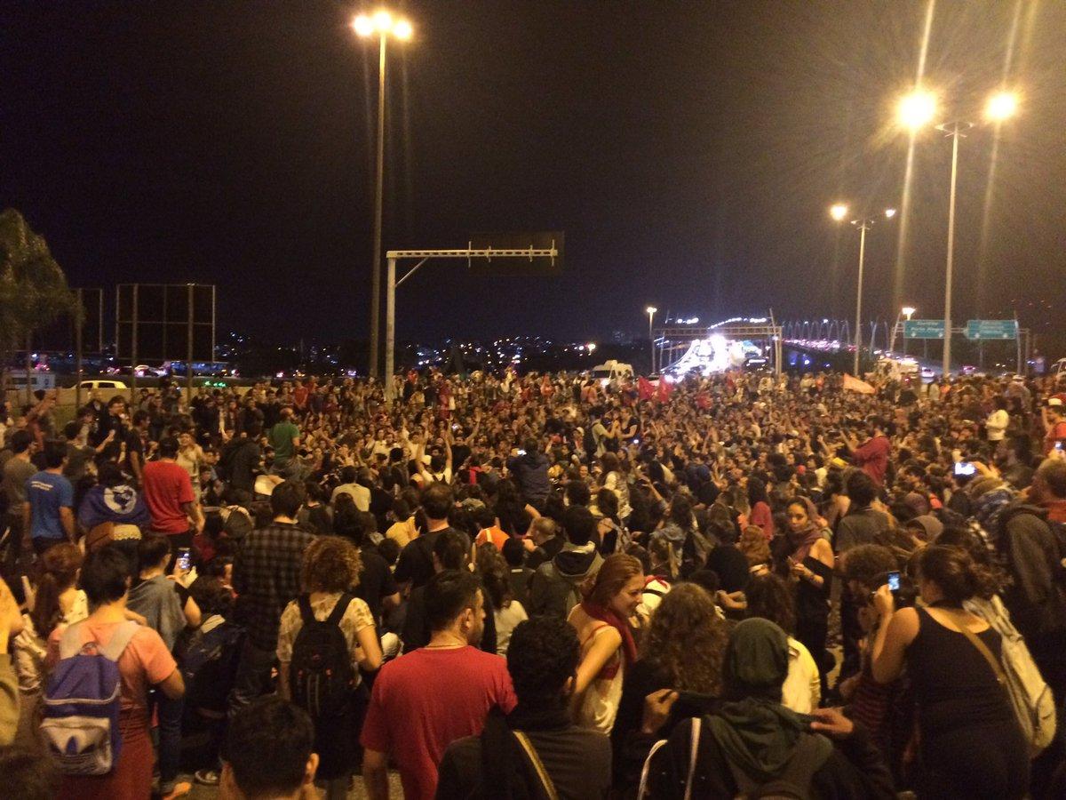 Manifestação #ForaTemer toma conta do Brasil! https://t.co/qdOzyDLFfH