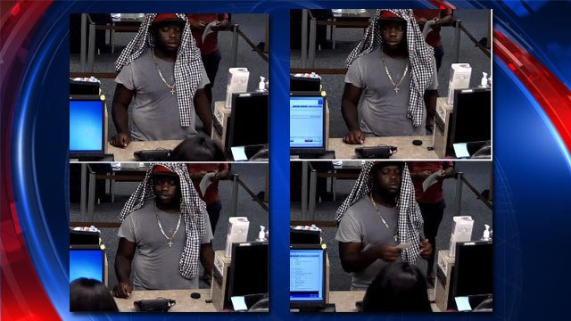 APD searches for bank robbery suspect