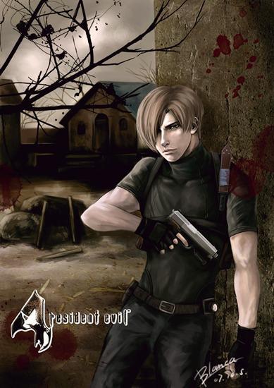 Video Game 52 On Twitter Leon S Kennedy Resident Evil 4 2005