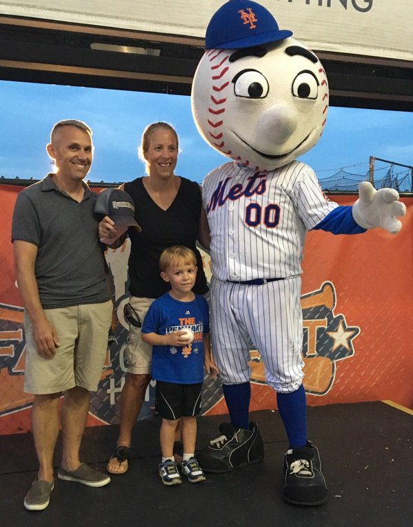 VIPs only at Quinnipiac Day at Citi Field with the @mets https://t.co/Z8C0H5glBp