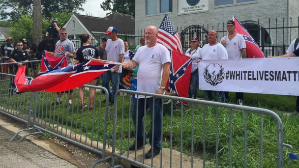 White Lives Matter to be listed as hate group by prominent civil rights group