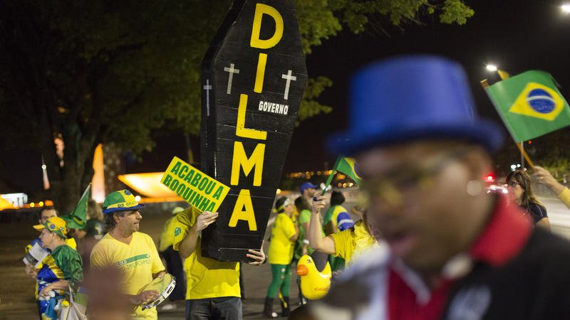 Brazil's Senate ousts President Dilma Rousseff from office