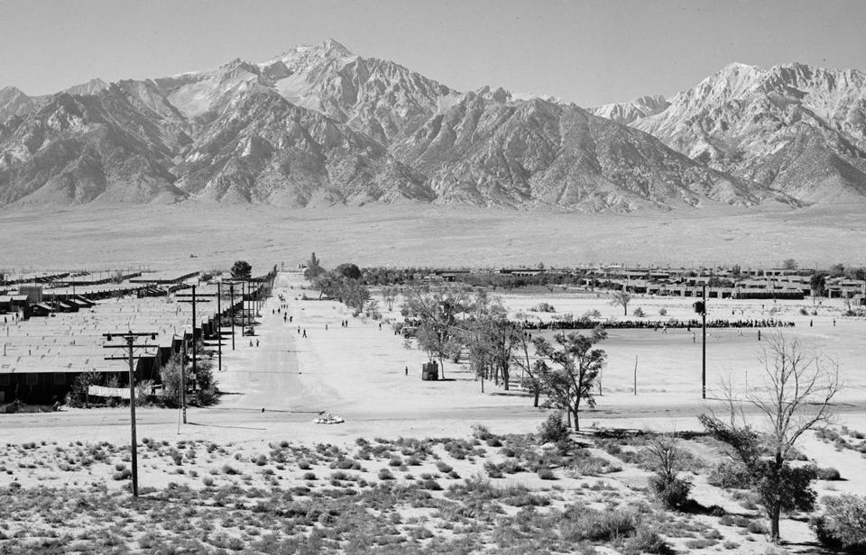 Ansel Adams's images of Manzanar internment camp are moving - and disquieting