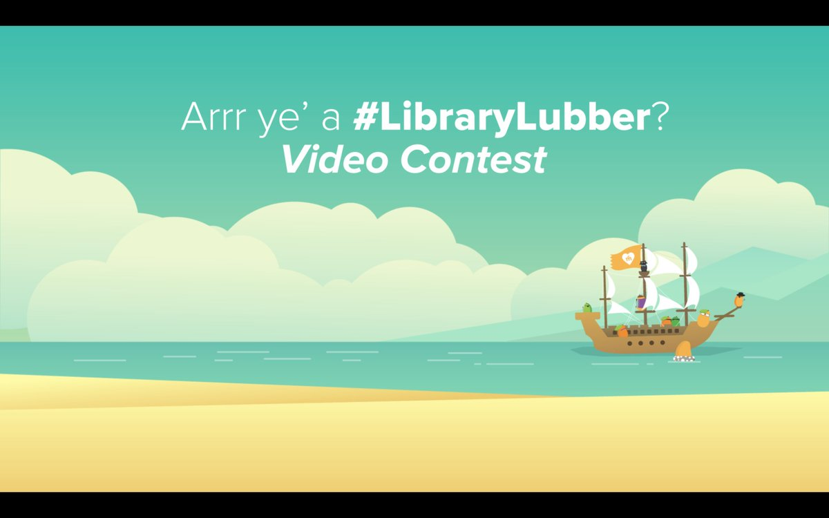 Blue apron video contest - Photo From Librarylubber On Twitter By Cromainelibrary
