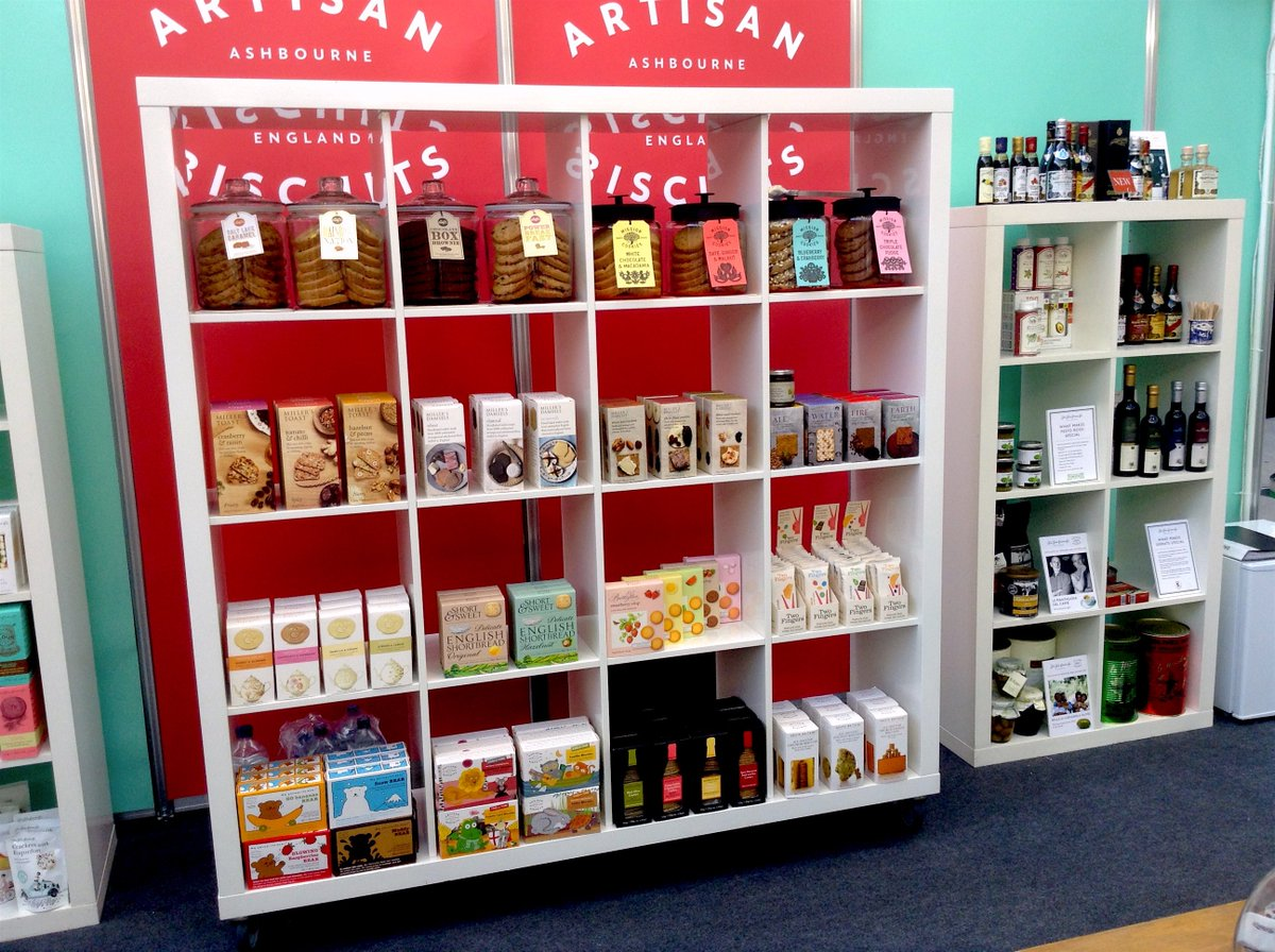 Not long until @Speciality_Food! We're on stand 1826, where you'll be able to see and sample our products.
