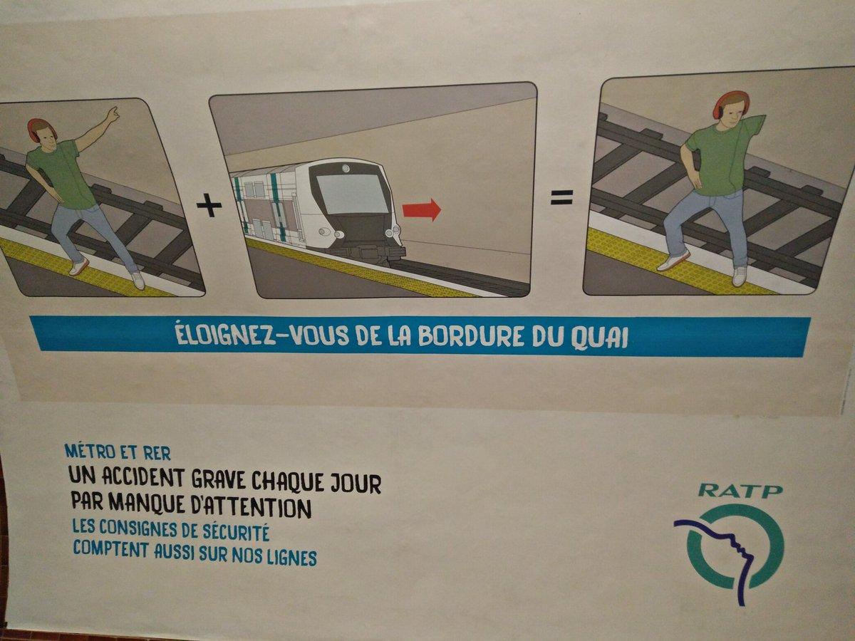 Trop de bras, plus de chocolat 🍫 La campagne étrange de la RATP sur les méfaits du disco dans les transports