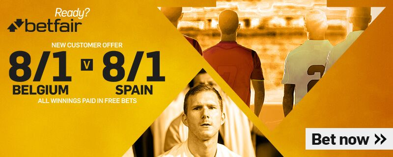 Brazil vs spain betting preview on betfair