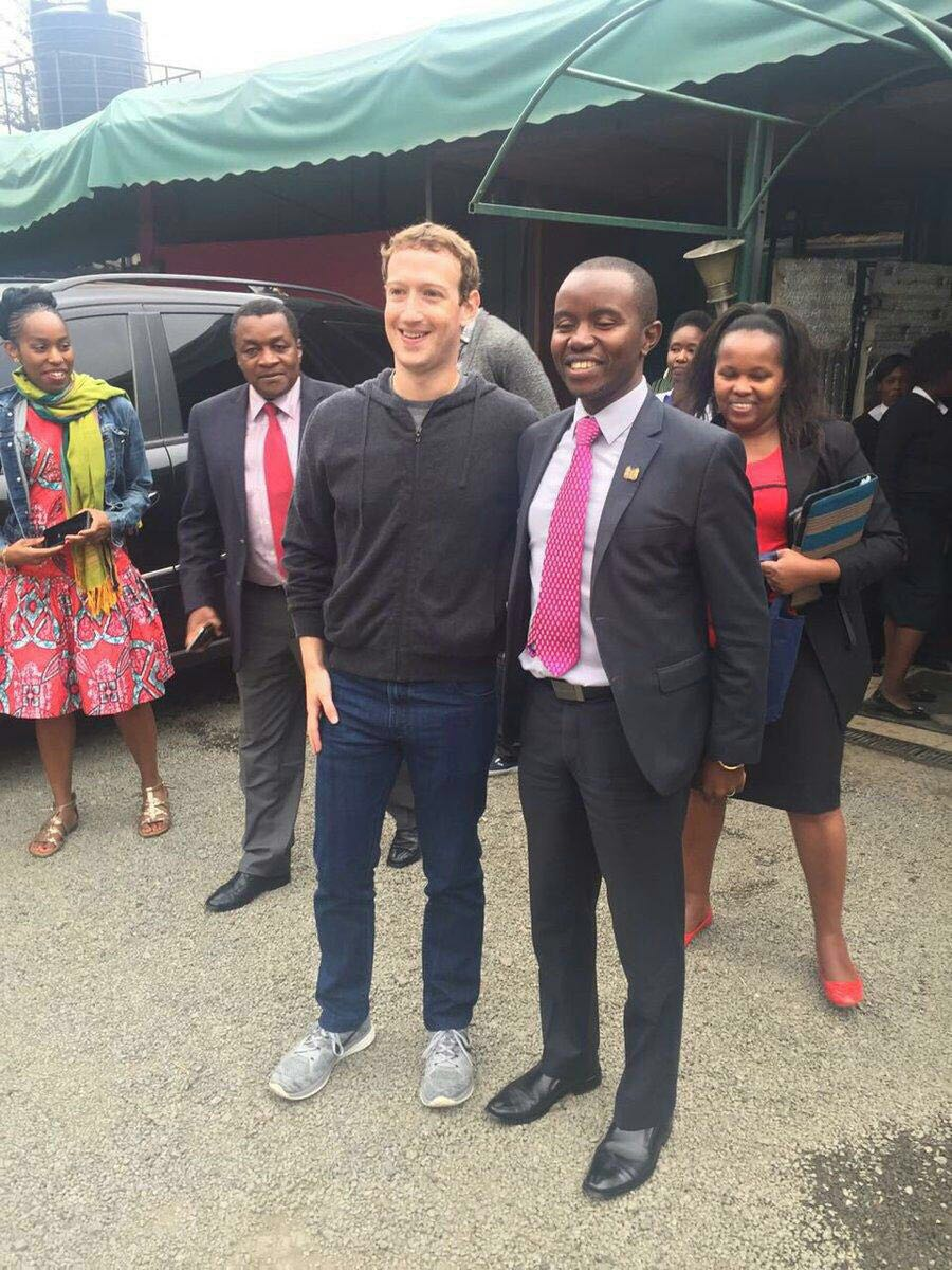 After Nigeria #Zuckerberg is now in Kenya! https://t.co/4bfuNZQ3eC